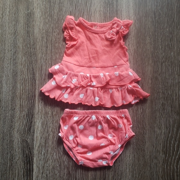 Faded Glory Other - 5/$20 - Peach Dress